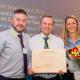 ServiceMaster Clean award