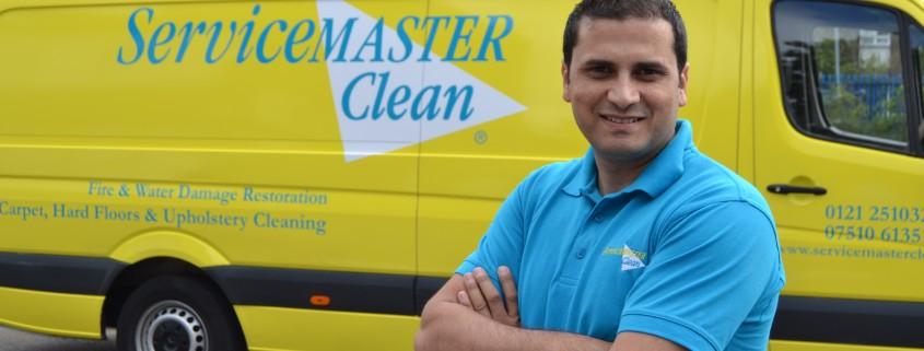 East Birmingham ServiceMaster Clean